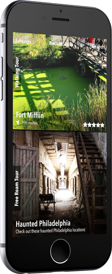 Tours - Fort Mifflin - Haunted Philadelphia